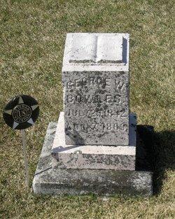 George W Bowles
