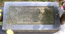 Catherine J. Baldwin