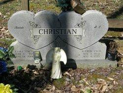 Ethel Tootsie <i>Stacy</i> Christian