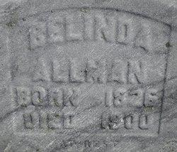Belinda <i>Martin</i> Allman