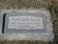 Norma <i>West</i> Miller