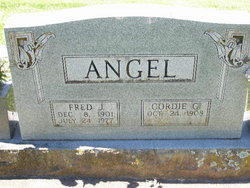 Cordie Mae <i>Gibson</i> Angel