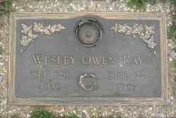 Wesley Owen Kay