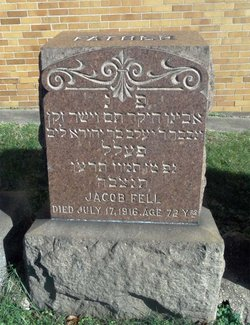 Jacob Fell