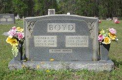 Nannie Ida <i>Gleason</i> Boyd