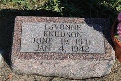 LaVonne Irene Knudson