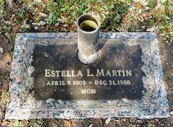 Estella L Martin
