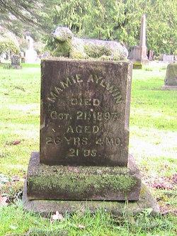 Mary Mamie <i>McGraw</i> Aylwin