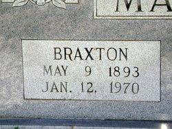 Braxton Martin