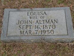 Louisa <i>New</i> Altman
