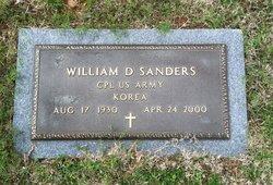 William Daniel Danny Sanders
