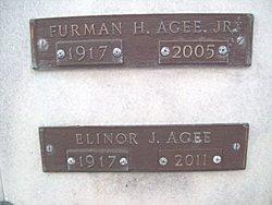 Elinor Irene <i>Johnson</i> Agee