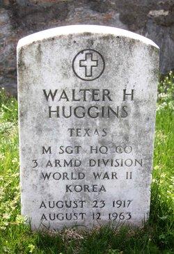 Walter Howard Huggins