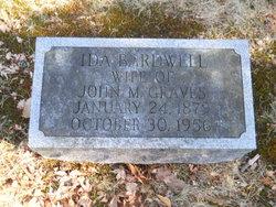 Ida <i>Bardwell</i> Graves