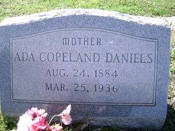 Ada <i>Copeland</i> Daniels