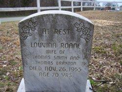 Louvina <i>Roane</i> Braxton