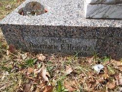 Rosemarie E Heinritz