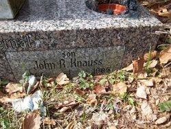 John R Knauss