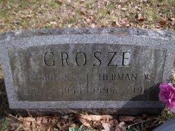 Herman W Grosze