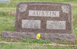 Gertrude Isabel <i>Wayman</i> Austin