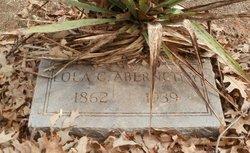 Lola C Abernethy