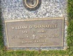 William D Shanafelt