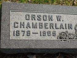 Orson Wesley Chamberlain