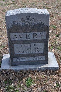 Bash <i>Davenport</i> Avery