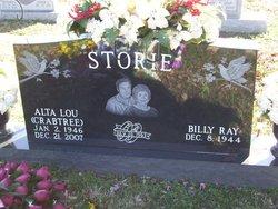Alta Lou <i>Crabtree</i> Storie