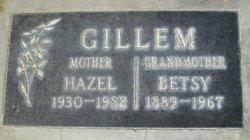 Betsy Gillem