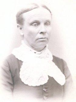 Mary <i>Matson</i> Hopkins