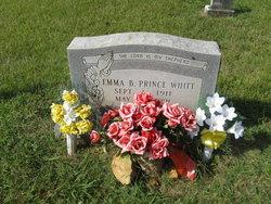 Emma B <i>Prince</i> Whitt