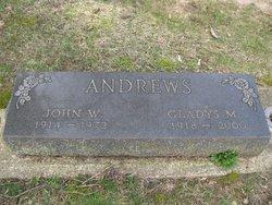 Gladys M Andrews