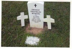 PFC Ernest Franklin Bowers
