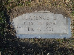 Clarence Edward Faircloth