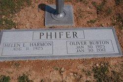 Oliver Burton Phifer