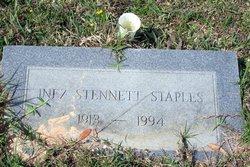 Inez <i>Stennett</i> Staples