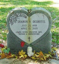 Sharon <i>Vickers</i> Deshotel