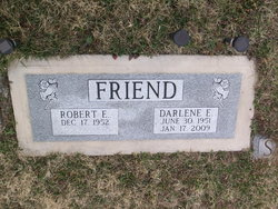 Darlene Elizabeth <i>Stanton</i> Friend