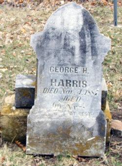 George H Harris