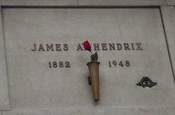 James A Hendrix