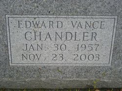Edward Vance Chandler