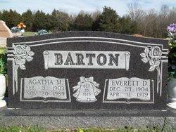 Agatha M. Barton