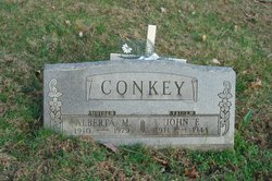 Alberta M. Conkey