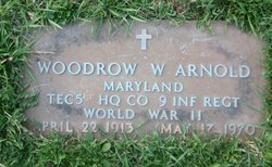 Woodrow W Arnold