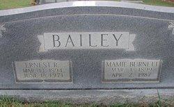 Ernest Roscoe Ern Bailey
