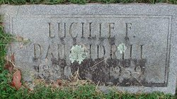 Lucille M <i>Foster</i> Daughdrill