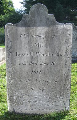 Roswell Woodworth, Sr