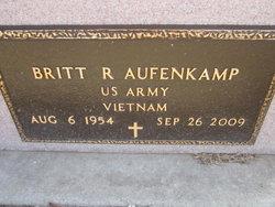 Britt R Aufenkamp