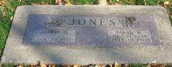 Albert H Jones